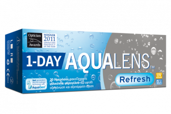 AQUALENS Refresh 1DAY