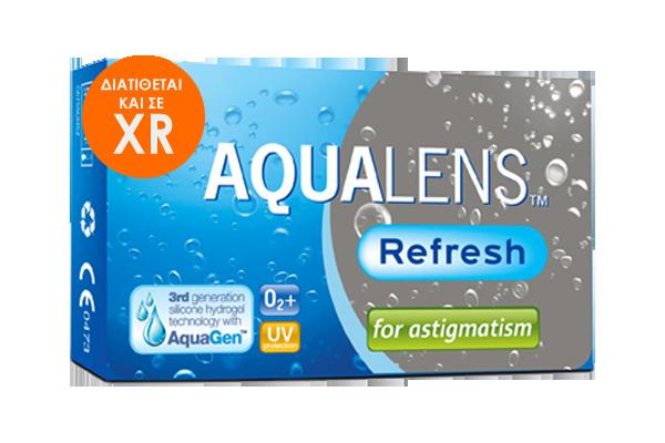 Aqualens Refresh for Astigmatism XR
