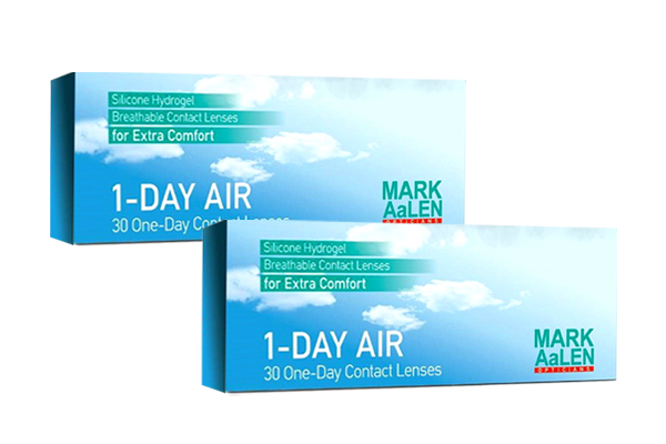 2 MARK AaLEN x 1-DAY AIR