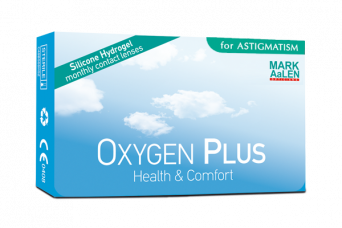 OXYGEN PLUS for Astigmatism