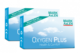 2 PACK MARK AaLEN Oxygen Plus
